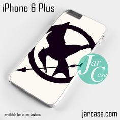 The Hunger Games Cool Logo Phone case for iPhone 6 Plus and other iPhone devices