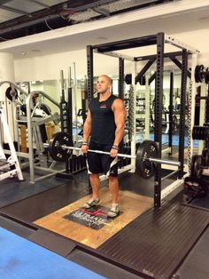 Hamstrings and Delt Hypertrophy Routine