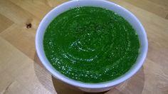 Recipe: Spinach & avocado soup