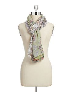 Jewelry & Accessories | Wraps & Capes | Spellbound Wrap with Tassels | Lord and Taylor