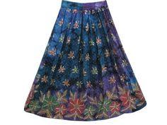 Womens Long Skirt Bohemian Fashion Tie Dye Sequin Beaded Bellydance Skirt Mogul Interior, http://www.amazon.com/dp/B009RG2HN6/ref=cm_sw_r_pi_dp_f72Fqb10A391P