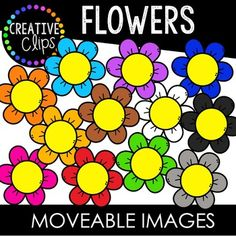 Creative Clips Moveable Images are specific sets of graphics that allow teachers to incorporate moveable graphics in their digital lessons or games without a text overlay or patterned background (as required when using any of my other clipart sets as moveable pieces). **IN ORDER TO USE THESE GRAPHIC... Classroom Clipart, School Clipart, Text Overlay, Cricut Tutorials, Classroom Displays, Teacher Pay Teachers, Teacher Stuff, Fun Learning, Back To School