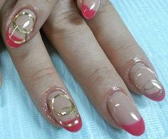 Repin Or Like It - And I'll Like 5 Your Last Pins!!! Cute Nail Art Design for Wedding Day