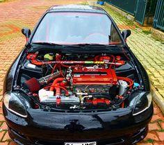 Honda Del Sol My Car