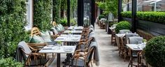 Bloomsbury | Dalloway Terrace | Restaurant & bar