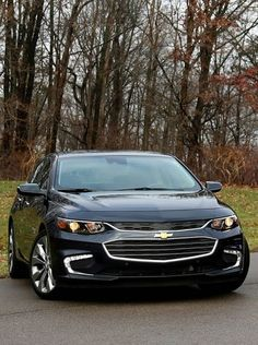 The 2016 Chevrolet Malibu, the 2016 Detroit Free Press