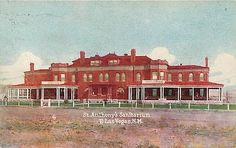 EAST LAS VEGAS, New Mexico NM   ST. ANTHONY'S SANITARIUM  1909 Postcard for USD7.64 #Collectibles #Postcards #US #SANITARIUM  Like the EAST LAS VEGAS, New Mexico NM   ST. ANTHONY'S SANITARIUM  1909 Postcard? Get it at USD7.64!