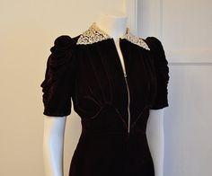 Vintage 30s Dress