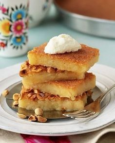 No-Bake Lotus Biscoff Cheesecake Ricotta, Middle Eastern Desserts, Cake Recipes, Dessert Recipes, Clotted Cream, Pastry Shop, Cream Cheese Frosting, Biscoff Cheesecake, Carrot Cake