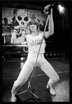 Young Joe Elliott Def Leppard | Joe Elliott-Def Leppard - Def Leppard and Rockstar Photographs
