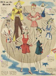 The Australian Women's Weekly, 1940