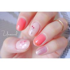 オフィスにも最適♡春色カラーがかわいい上品ネイル8選 - LOCARI(ロカリ)
