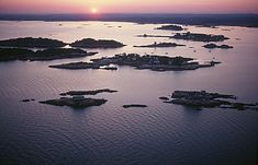 My favorite place in CT, its in the town I live in and we walk/run on the path at least 3 times a week, Love :) Thimble Islands, Branford CT