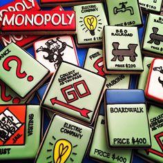 Monopoly cookies                                                       …