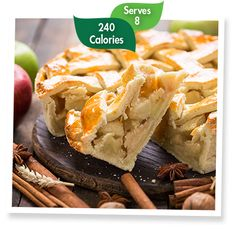 SweetLeaf Stevia Apple Pie Recipe & Giveaway #HGG2016 - Life of a Busy Mommy