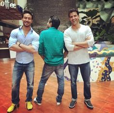 Siddharth Anand's Remake Of Rambo Starring Hrithik Roshan and Tiger Shroff Goes On Floors! Tiger Shroff Body, Movies 2017 Download, Welcome To Instagram, Yash Raj Films, Instant News, Student Of The Year, Most Handsome Men, Action Film