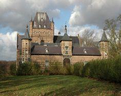Castle Bossenstein :: Belgium
