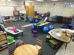 Flexible Seating How To