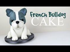Kricky Cakes Decoration: Realistic Dalmata dog cake tutorial 720p - YouTube #caketutorial