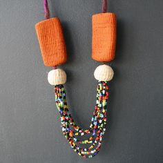 Chaquiras Necklace