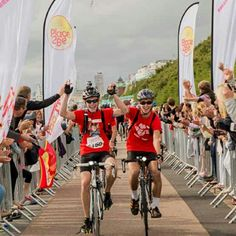 Want to help raise vital funds for the BDA while getting fit this summer? We have only 10 spaces left for the London to Brighton ride in September. Find out more: http://www.bdadyslexia.org.uk/fundraising/london-to-brighton-cycle-ride