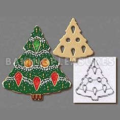 Christmas Tree Giant Cookie Cutter