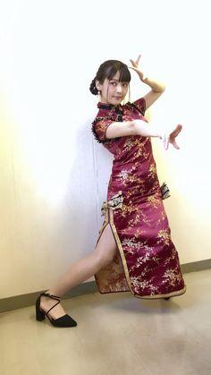 上坂すみれ すみぺ チャイナドレス china dress Chinese Kimono, Japanese Kimono, Martial, Cosplay Outfits, Beautiful Asian Women, Korean Outfits, Traditional Dresses, Asian Beauty, Cute Girls