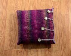 Woven Pillow Big Time, Coin Purse, Weaving, Shades, Pillows, Classic, Color, Derby, Coin Purses