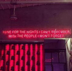 #quotes #aesthetic #neon #red