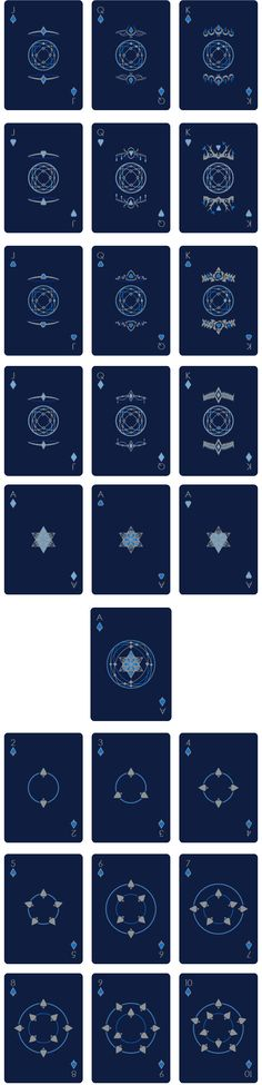 Bicycle® Arcana Playing Cards by Colton Marshall — Kickstarter