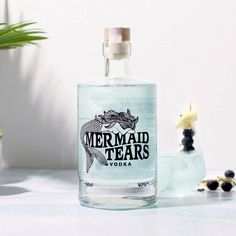 Before you say it ndash yes it's possible to cry underwater, and yes this vodka is made from real mermaid tears. Escape your tedious reality and submerge your