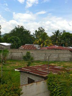 the barrio  San Pedro Sula, Honduras