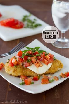 Margherita Chicken