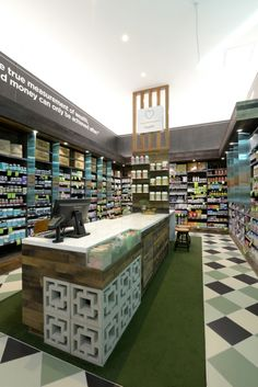 Whites Dispensary - Studio Equator