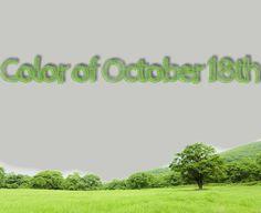10月18日宇宙からのメッセージ https://www.facebook.com/hoshiuranai/posts/200670043597970  #星うらない #誕生色 #タロット #占星術