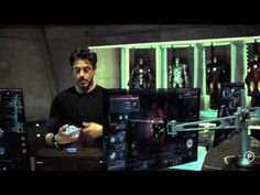 Prologue Films- Iron Man 2 Monitor Sequence 1