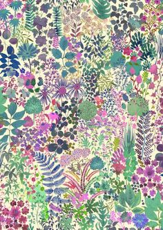 teasemade: Liberty The Nesfield Collection - Fabrics, Wallpaper and Paint