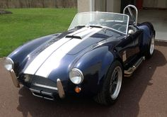 Factory Five customer Bob C. recently sent us an e-mail with the news that he has completed his Mk4 Roadster.  Bob took delivery of his kit in May 2013, and completed his build in a little under a year. Read more at www.factoryfive.com.