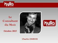 Félicitations à Charles DUBOIS pour ce mois d'Octobre productif !  Toute l'équipe Kylia te félicite et est fière de te compter parmi nous.