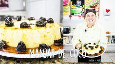 Manjar de coco por Marcelo Bellini - Dica #25