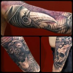 Nick Chaboya « Tattoo Art Project