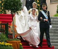 Wedding of Felipe, Prince of Asturias and Letizia Ortiz