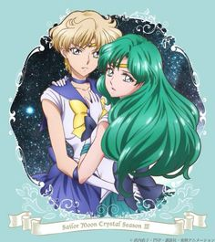 Sailor Moon Crystal DVD / Blu-ray Volume 2 Art
