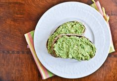 Avocado Toast. It's what's for breakfast.