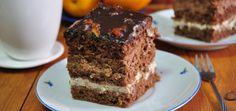 Ciasto pomarańczowo-orzechowe - main