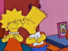 """Oh, Lis, thank you."" (Bart Sells His Soul)"