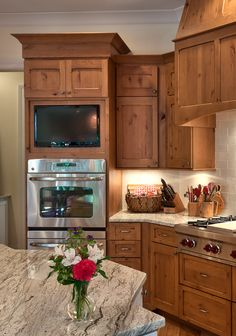 Dark, light, oak, maple, cherry cabinetry and wood kitchen cabinet prices. CHECK THE PIC for Lots of Wood Kitchen Cabinets. Kitchen Cabinet Remodel, Farmhouse Kitchen Cabinets, Modern Farmhouse Kitchens, Kitchen Redo, Home Decor Kitchen, Rustic Kitchen, Kitchen Countertops, Home Kitchens, Rustic Farmhouse