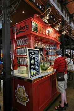 Mercado de San Miguel comidas- tapas   Madrid   Spain