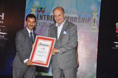 Gopal Krishna Shetty, Cmd, Swathi Hospitality and Services Pvt. Dhirubhai Ambani, Ratan Tata, Excellence Award, Krishna, Hospitality, Entrepreneurship, Awards