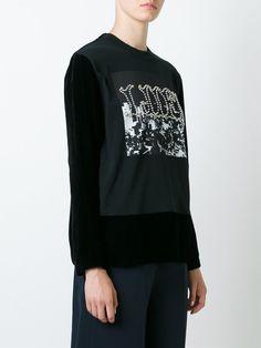 Sacai Liife スウェットシャツ